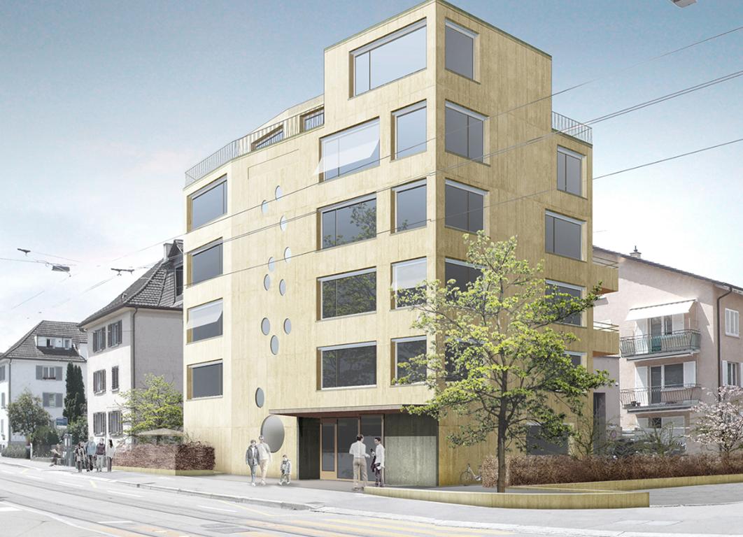 1450 Neubau MFH Albisriederstrasse, Zürich   jaegerbaumanagement.ch